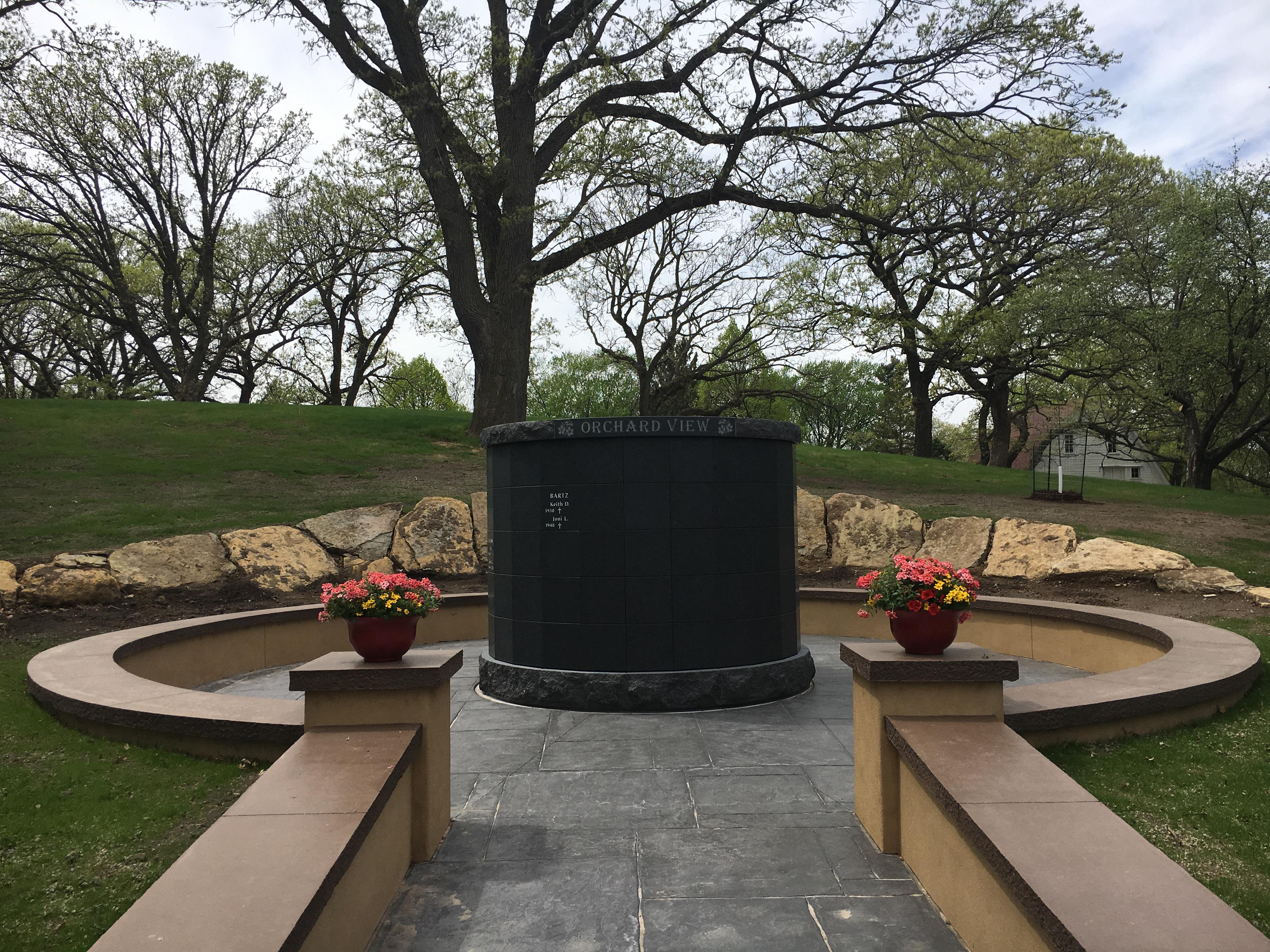 Roselawn Cemetery Roseville Minnesota