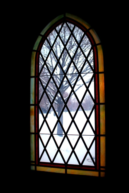 chapel-window